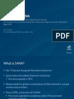 Estructura Iana