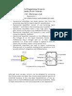 Expt. 1_Op Amp Characteristics