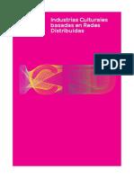 Industrias Culturales y Redes Distribuidas