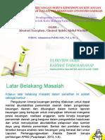 Analisis Kinerja Keuangan Pemerintah Daerah Malang