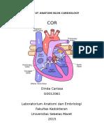 Handout Anatomi Blok Cardiology