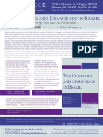 The Churches and Democracy in Brazil Tow