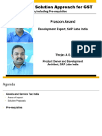 07 Prasoon Thejes Gst SolutionApproach