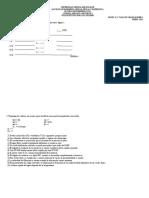Guía Para Examen 2 MDS 1