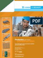 Ficha Tecnica Construcción
