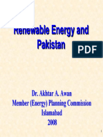 Pakistan Enewable Presentation