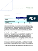 Pershing Square 2015 Annual Letter PSH January 26 2016