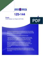 Oracle 1Z-144 Exam PDF