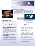 Informativo IQ - Abril 2010