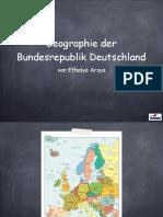 Geographie der BRD