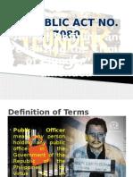 Plunder Presentation