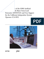Customization of the EPRI Artificial