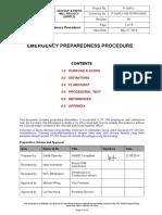 P OkiPL1 100 15 PRO 0003 Emergency Preparedness and Emergency Response