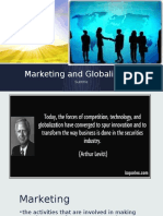 Marketing and Globalization PPT