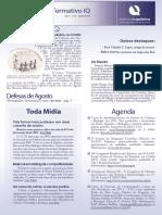 Informativo IQ - Agosto 2010