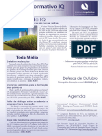 Informativo IQ - Outubro 2010