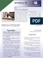 Informativo IQ - Janeiro Fevereiro 2011