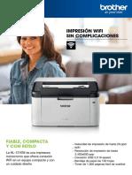 Folleto Hl-1210w PDF