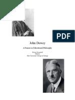 John Dewey education article