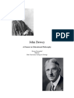 John Dewey education article