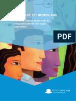 Emigratie Uit Nederland