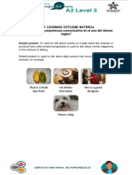 Training_material_N°1_Simple_present_and_present_continous