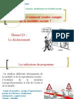 correctionThème 123 - Le déclassement.ppt
