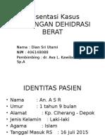 Presentasi Kasus GE Dehid Berat