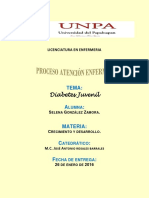 Diabetes juvenil