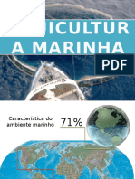 Aquicultura Marinha