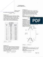 FLUIDS Practice Problems (Set1)