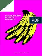 International Monkey Busines, Staehli & Thornton. 2015