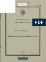 C 20-5 (Manual de Toques Do Exercito)