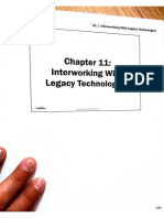 LTE Internetworking With Legacy Technologies