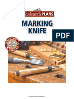 Marking Knife