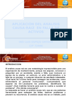 25.-Ing.Luis Espejo  Aplicacion de Analisis Causa Raiz.pptx