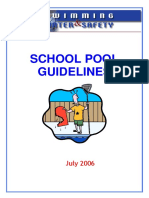 Pool Water Treatment Guidelines2006