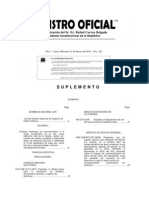 Ley de Registros Públicos RO 182 31 MARZO DEL 2010