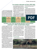 Informativo - IPEF Notícias - Agosto/2010
