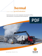 Geothermal Well Testing and Evaluation_0