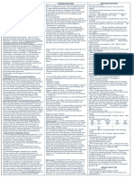 Corporate Finance Cheatsheet