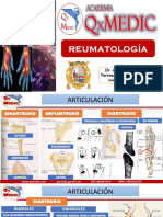 REUMATOLOGIA Medicina