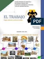 eltrabajo-140923110856-phpapp01
