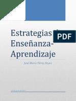 Estrategias de Enseñanza - Aprendizaje