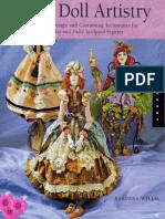 Cloth Doll Artistry - Barbara Willis