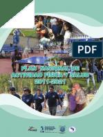 DPEEAS Plan Actividad Fisica 2011 Costa Rica