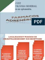 farmacos adrenergicos