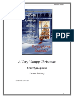 Sparks, Kerrelyn - Love at Stake 02.5 - A Very Vampy Christmas
