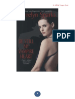 Sparks, Kerrelyn - Love at Stake 03 - Be Still My Vampire Heart