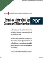 Checklist Automático Para Avaliação de Ações — GuiaInvest